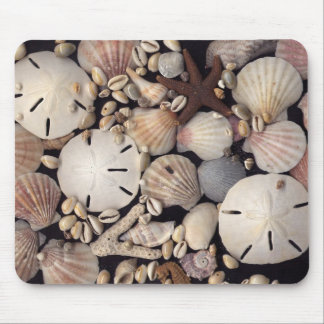 Shells Mouse Mat