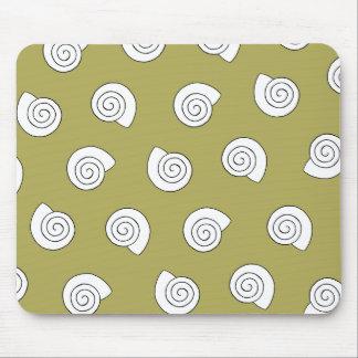 Shells Mouse Mat