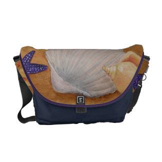 Shells Rickshaw Messenger Bag