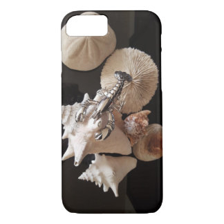 Shells with lobster iPhone 7 case