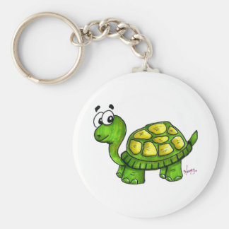 Shelly the Turtle Keychain