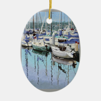 Shelter Island Christmas Ornament