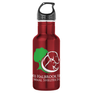 Shelter Logo 532 Ml Water Bottle