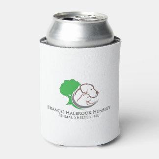 Shelter Logo Can Cooler