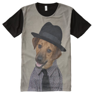 Shelter Pets Project - Bubba All-Over Print T-Shirt