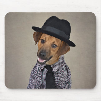 Shelter Pets Project - Bubba Mouse Pad