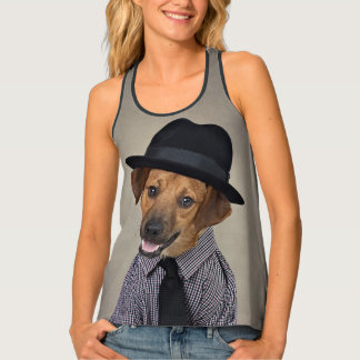 Shelter Pets Project - Bubba Tank Top