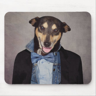 Shelter Pets Project - Fonzie Mouse Pad