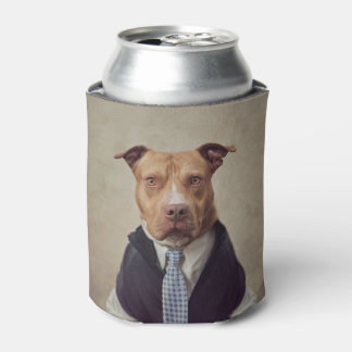 Shelter Pets Project - General Patton Can Cooler