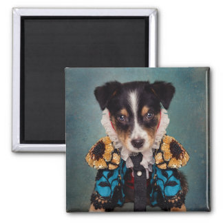 Shelter Pets Project - Loki (Blue) Magnet