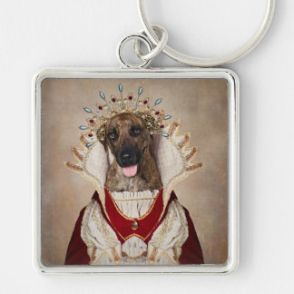 Shelter Pets Project - Mademoiselle Key Ring