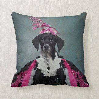 Shelter Pets Project - Pepper Throw Pillow