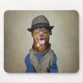Shelter Pets Project - Red Boy Mouse Mat