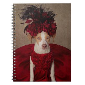 Shelter Pets Project - Yancy Spiral Notebook