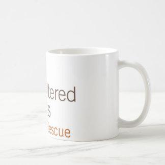 Sheltered Paws Dog Rescue Coffee Mug