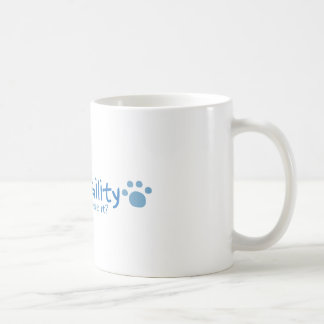 Sheltie Agility - Can You Handle It? Coffee Mug