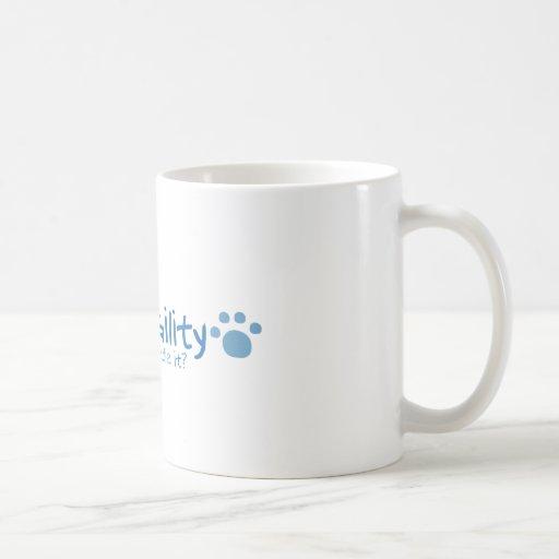 Sheltie Agility - Can You Handle It? Mugs