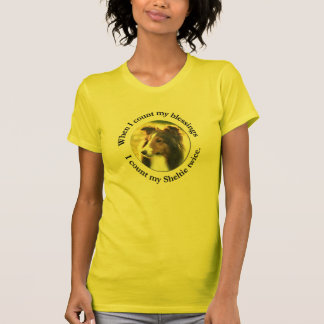 Sheltie Blessing #2 T-Shirt