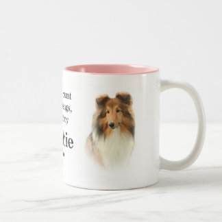 Sheltie Blessing Mug