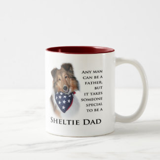 Sheltie Dad #3 Mug