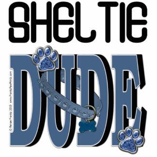 Sheltie DUDE Standing Photo Sculpture