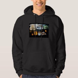 Sheltie Halloween Unisex Hooded Sweatshirt