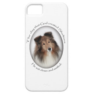 Sheltie iPhone 5 Case