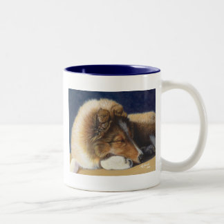 Sheltie Shetland Sheepdog Mug Cup