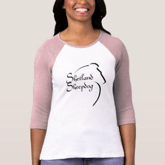 Sheltie Style T-shirts
