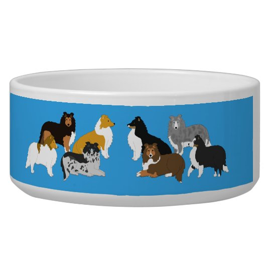 Shelties Pet Water Bowls