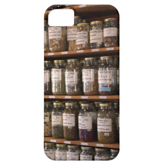 Shelves of herb jars barely there iPhone 5 case