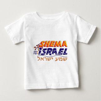 Shema Israel Baby T-Shirt