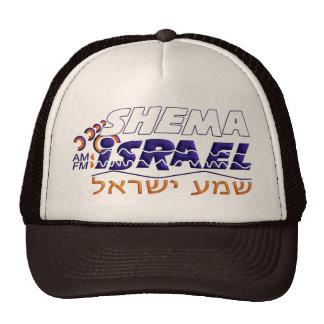 Shema Israel Mesh Hats