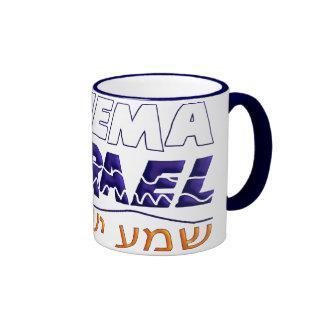Shema Israel Mugs