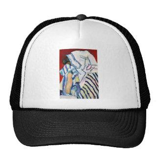 Shema YIsrael Mesh Hats