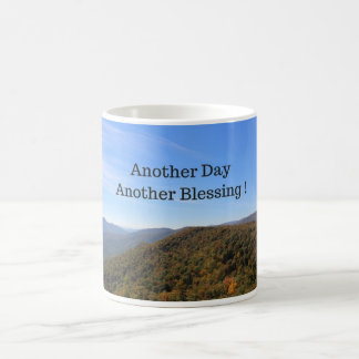 Shenandoah mug - Beautiful View & Message