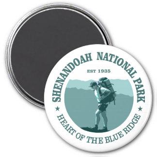 Shenandoah National Park 7.5 Cm Round Magnet