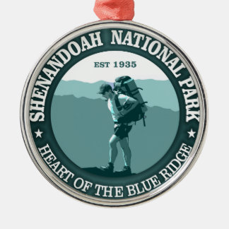 Shenandoah National Park Christmas Ornament
