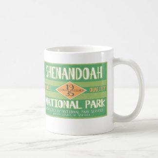 Shenandoah National Park Coffee Mugs