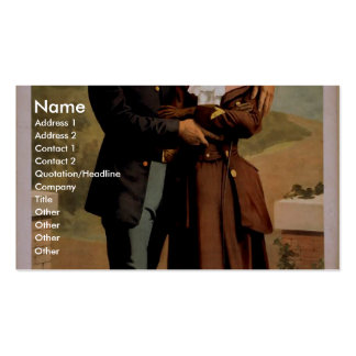 Shenandoah Retro Theater Pack Of Standard Business Cards
