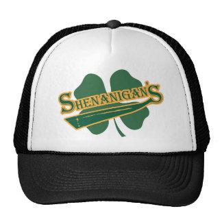 Shenanigan's Trucker Hat
