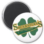 Shenanigan's Fridge Magnets