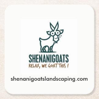 Shenanigoats Coaster