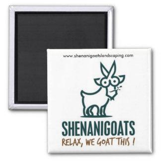Shenanigoats magnet...never forget us! magnet