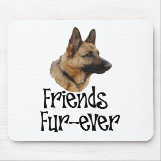 sheperd Friends Fur-ever Mousepads