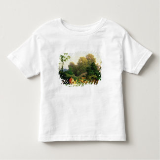 Shepherd and Shepherdess in a German landscape Toddler T-Shirt