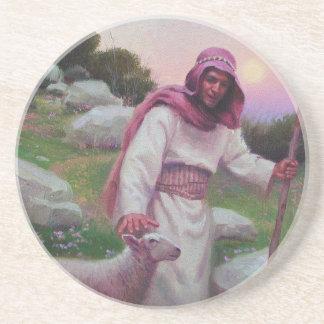 Shepherd Boy Stone Coaster