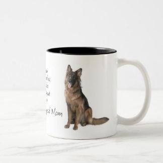 Shepherd Mom Mug
