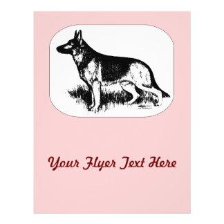 Shepherd Profile Custom Flyer
