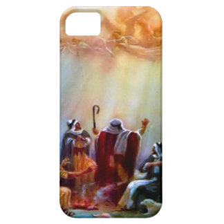 Shepherds and angels iPhone 5 cover